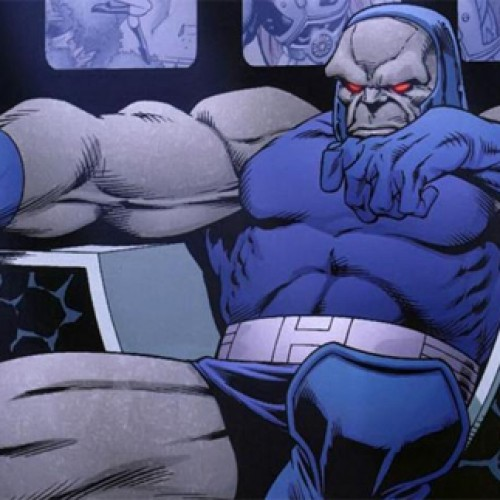 Darkseid teased in new Batman v Superman image?