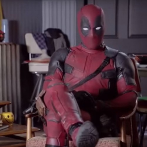 Deadpool wants you to touch yourself tonight