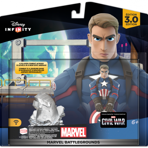Disney Infinity's Marvel Battlegrounds coming March 15