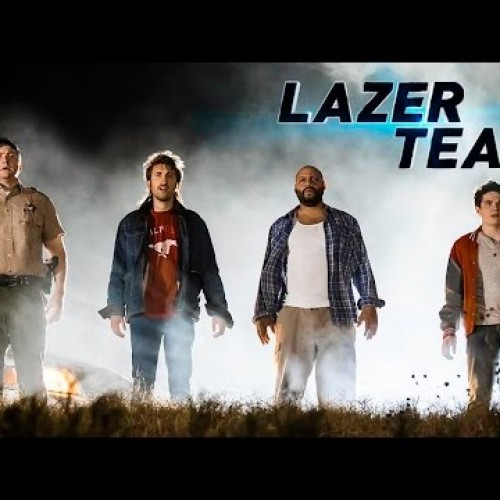 Rooster Teeth's Lazer Team review