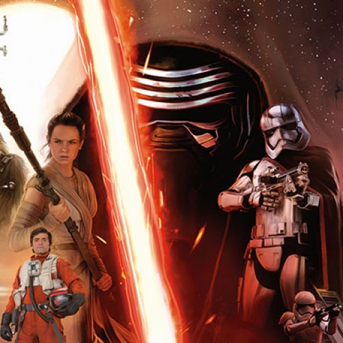 Star Wars: The Force Awakens coming to Blu-ray on April 5