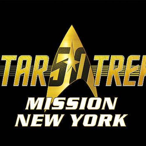 New York celebrates Star Trek's 50th Anniversary with a three-day fan event!
