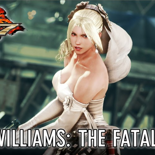 Nina Williams returns in Tekken 7: Fated Retribution