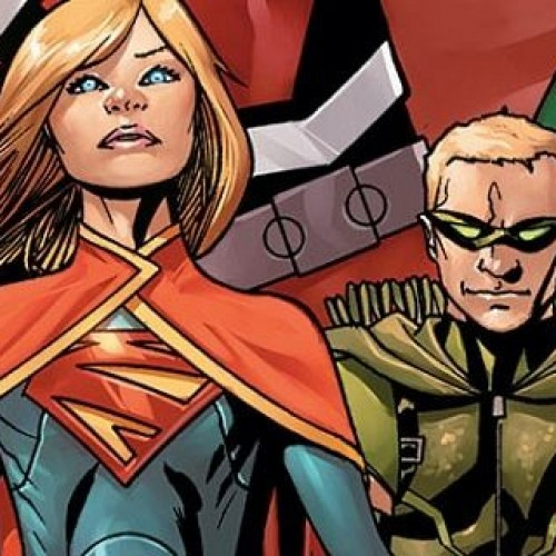 Stephen Amell wants Arrow to do a crossover with Supergirl