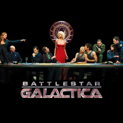 So say we all, there's a Battlestar Galactica movie in development