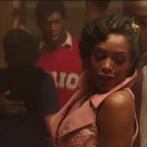 The Lion King's Chantel Riley talks about role in upcoming biopic, Race