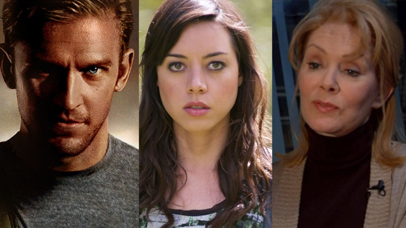 Dan Stevens, Aubrey Plaza and Jean Smart legion