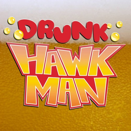 Drunk Hawk Man: A web series about a superhero who just doesn't give a sh*t