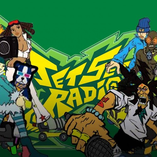 Jet Set Radio and Golden Axe are free on Steam PC