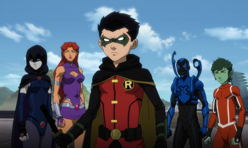 Justice League vs. Teen Titans to debut at WonderCon 2016