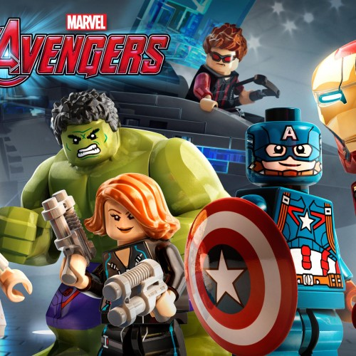 Lego Marvel Avengers (Xbox One review)