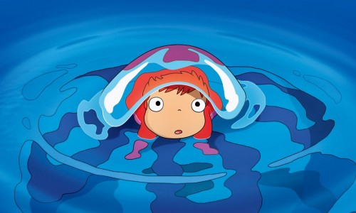 The real seascape for Miyazaki's Ponyo is saved