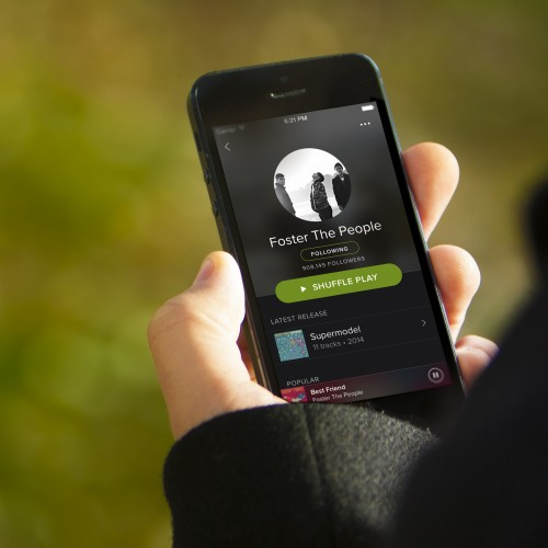 Hundreds of Spotify accounts hacked