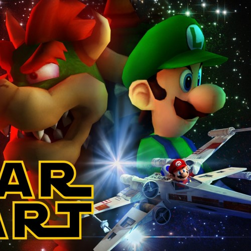 Star Wars and Mario Kart come together to make Star Kart and we wish it were real