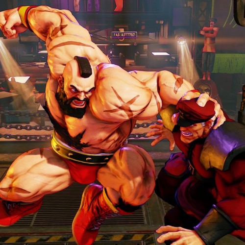 Snake Eyez's Zangief is a force to fear in Street Fighter V