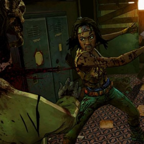 Watch the first 6 minutes of The Walking Dead: Michonne – A Telltale Miniseries