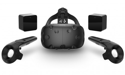 HTC Vive VR headset is now $200 cheaper
