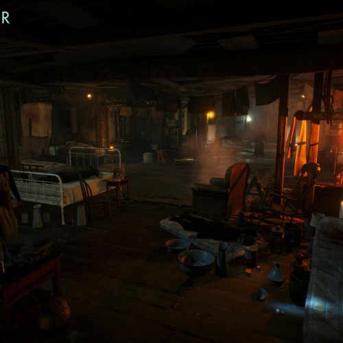 Life Is Strange devs release screenshots for new action-RPG, Vampyr