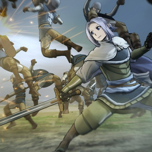Arslan: The Warriors of Legend (PS4 review)