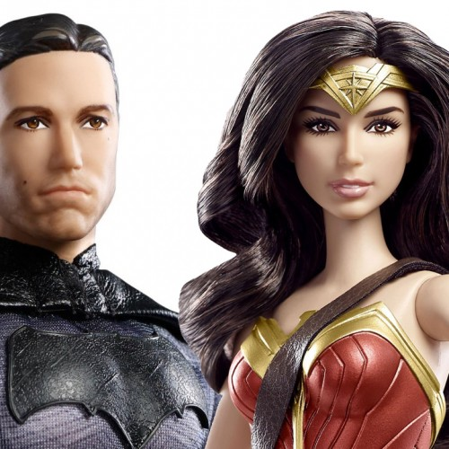 Batman v Superman Barbie collectibles unveiled