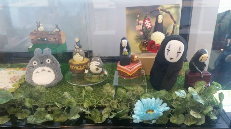 bluefin studio ghibli display