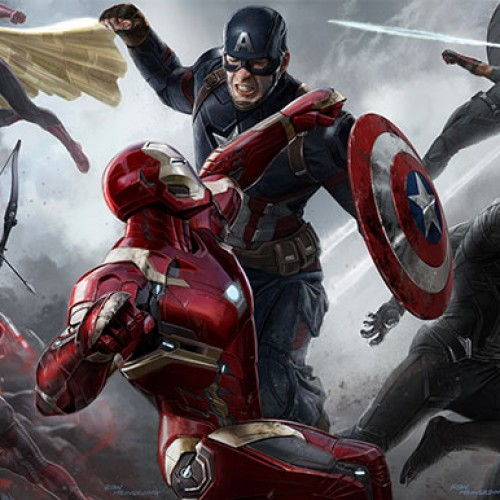 Bonds are broken with the latest trailer for 'Captain America: Civil War'