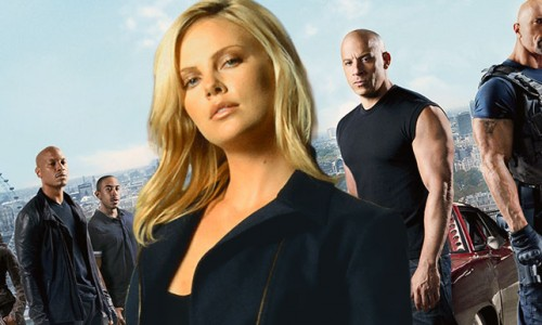 First look at Charlize Theron in 'Fast 8'