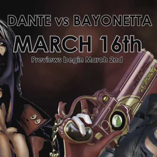 Death Battle returns March 16 with Dante vs. Bayonetta