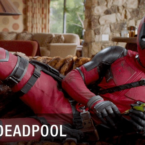 Deadpool has a Valentine's Day message for the ladies