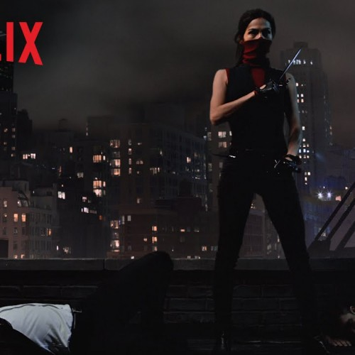 Watch Elektra fight in new Daredevil teaser