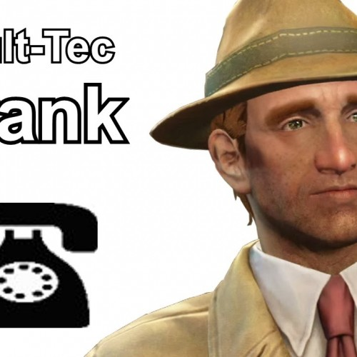Fallout 4's Vault-Tec rep tries to sell vault in real life (prank call)