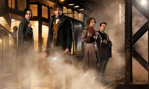 Meet the heroes of 'Fantastic Beasts and Where to Find Them' in this behind-the-scenes featurette