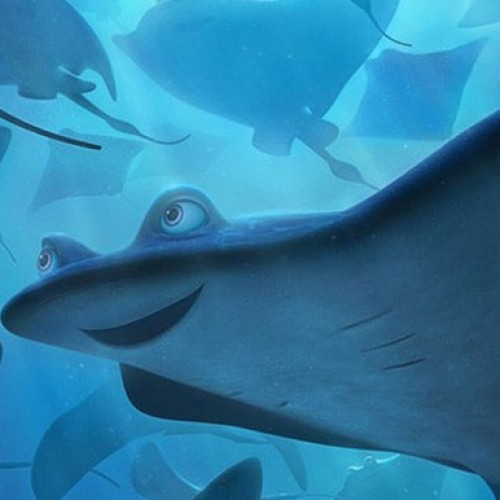 Be on the look out for Dory in these 'Finding Dory' posters