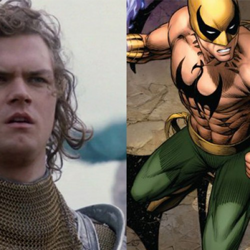 Game of Thrones' Finn Jones will be Marvel's Iron Fist
