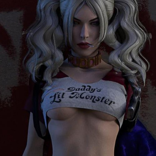 CG artist creates sexier version of Suicide Squad's Harley Quinn