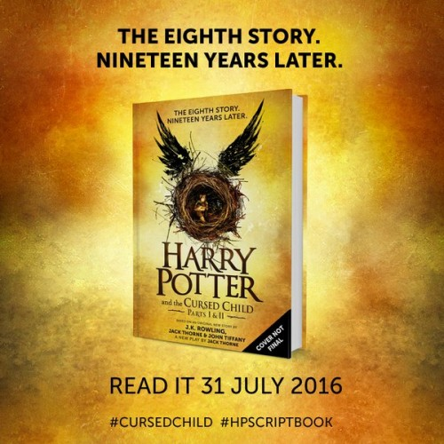New 'Harry Potter' book to be released this summer!