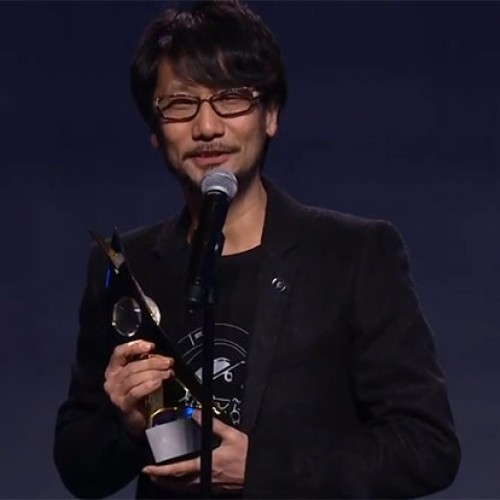 Konami unable to prevent Hideo Kojima from receiving award and standing ovation