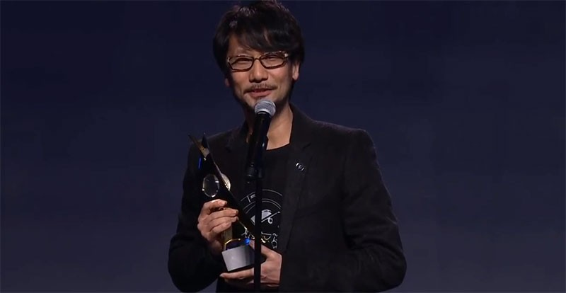 hideo kojima dice awards