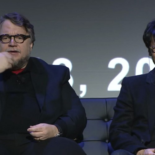 Watch the entire Hideo Kojima and Guillermo del Toro DICE keynote