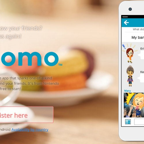 Sign up for new My Nintendo and Miitomo service now