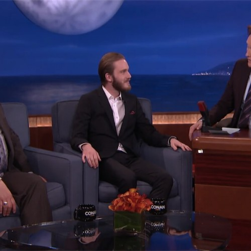 PewDiePie and Conan to team up for Clueless Gamer