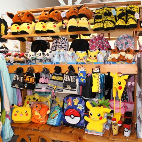 Pokémon Boutique opens at JapanLA for Pokémon 20th Anniversary
