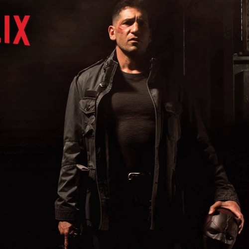 Marvel's Jeph Loeb says Punisher series isn't happening yet