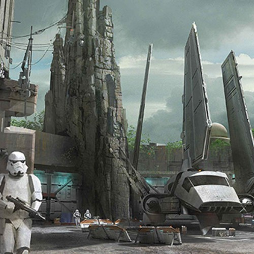 More details for Star Wars-themed lands at Disney parks emerge
