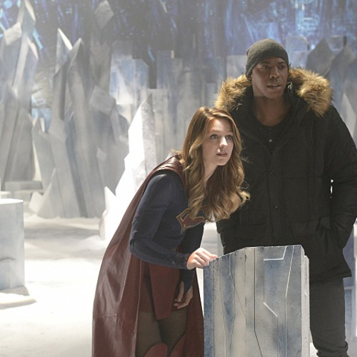 Superman to finally make a proper appearance on Supergirl season 2