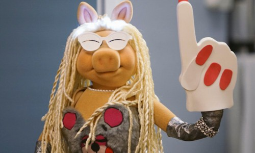 The Muppets comes back with a 'Swine Song'
