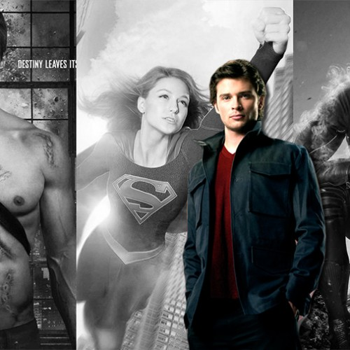 Tom Welling doesn't think his Superman exists in the Berlanti Universe