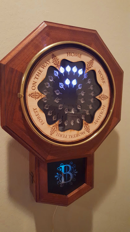 weasley clock harry potter