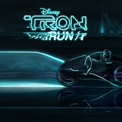 Experience the world of Tron with TRON RUN/r today