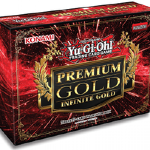 Konami brings out the expensive stuff with Premium Gold: Infinite Gold